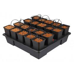 Sistema de cultivo Wilma 20. 6.5L El Cultivar growshop